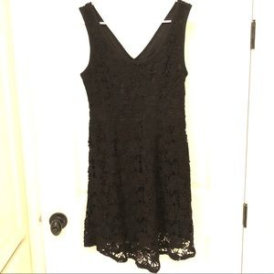 Altar'd State - Black Crochet Dress
